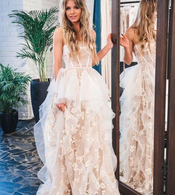 Wedding Dress Bertel By Rara Avis • Haute Couture Wedding Dress