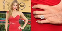 10 Celebrity Engagement Rings To Make You Swoon