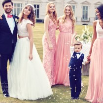 """Kelsey Rose 2016 Bridesmaid Dresses — """"pink"""" Collection Campaign"""