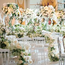 Garden Inspired Fairytale Wedding At Beverly Hills Hotel Revelry