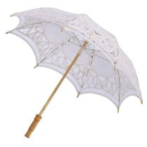 Us Lace Parasol Umbrella Vintage Bridal Wedding Party Decoration