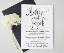 Wedding Invitation Ideas Unique Invitation Designs For Wedding