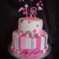 18th Birthday Cake Ideas For A Girl