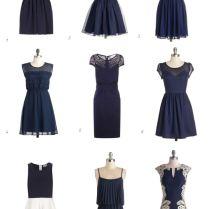 Navy Blue Dresses Under $100