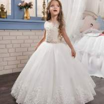 53 Gorgeous Flower Girl Dresses With Breath