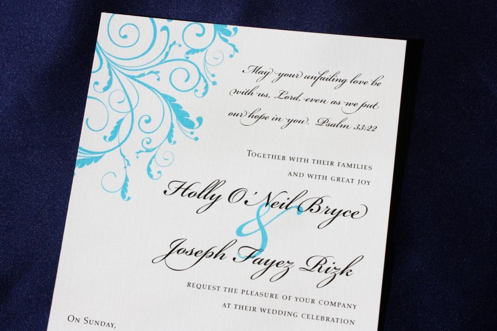 Short Bible Verses For Wedding Invitations