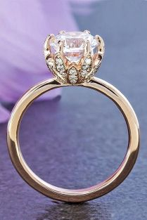 Gold Diamond Rings ⋆ White House Designs