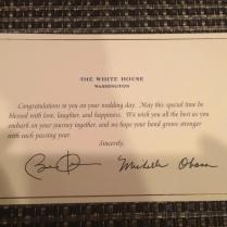 My Friends Invited Barack And Michelle To Their Wedding This Is