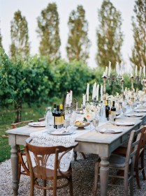 Intimate Italian Wedding With Rustic Details ⋆ Ruffled