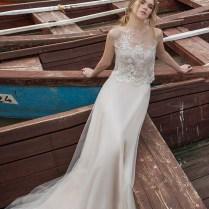 Limor Rosen Bridal 2015 Ginger Wedding Dress Sleeveless Illusion