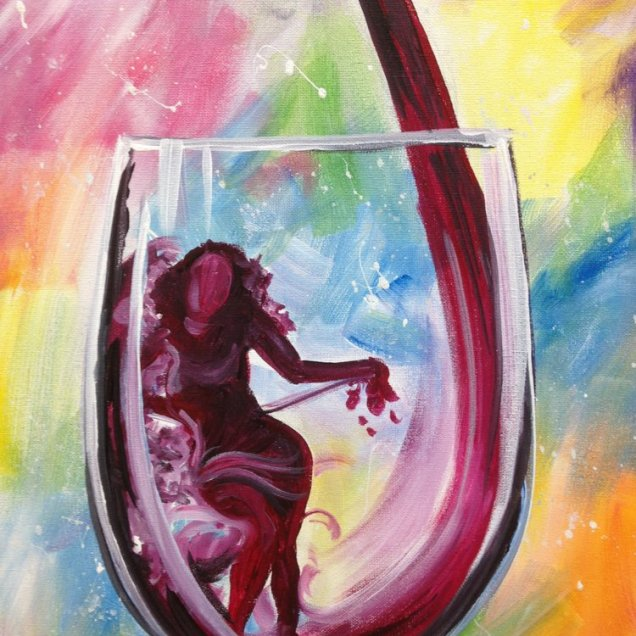 Wine & Design Sunset Hills, Mo