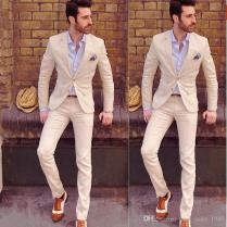 The Groom's Wedding Dress Fashion, Men's Suit Cathedral Clip To