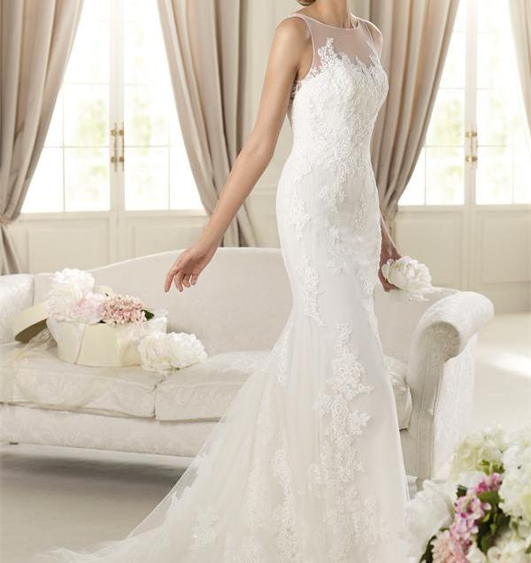 Wedding Dress Beautiful In Look Yet Simple Wedding Dresses Short