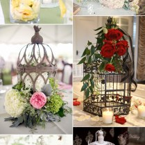 30 Birdcage Wedding Ideas To Make Your Wedding Stand Out – Stylish