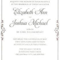 Wedding Invitation Templates Hobby Lobby – Mashaladi Club