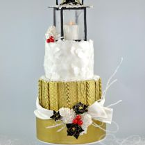 Holiday Cake By Shannon Mayes