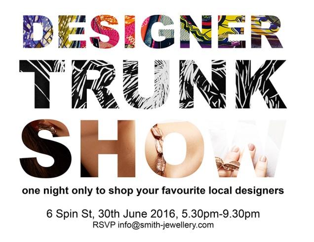 Designer Trunk Show