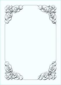 Printable Blank Invitations Blank Invitation Templates Free