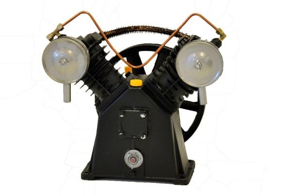 Airbase Industries 3hp 13 CFM Reciprocating Air Compressor Pump