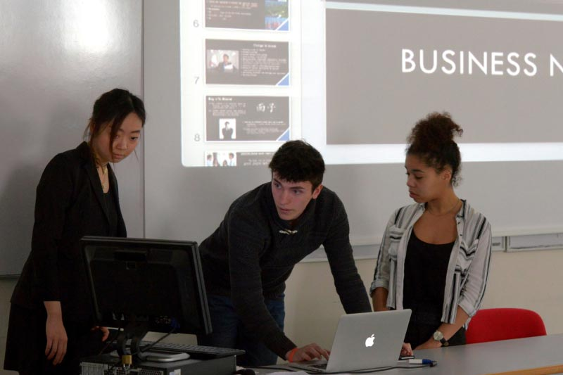 Cours de business in china