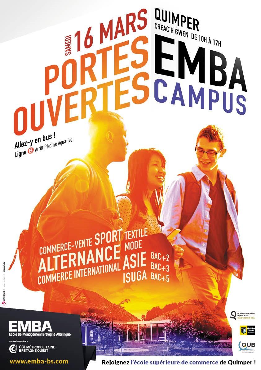 Journee portes ouvertes EMBA 16 mars