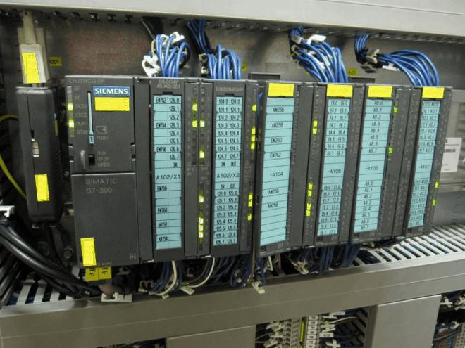 CLP Siemens montado