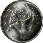 moedas canadenses