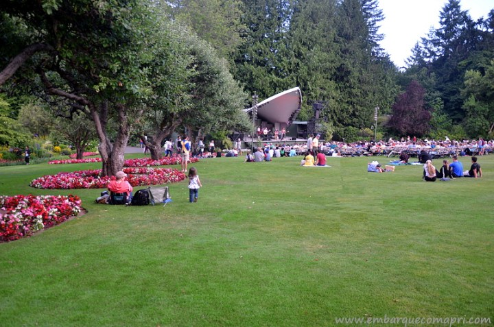 The Butchart Gardens Summer Festival