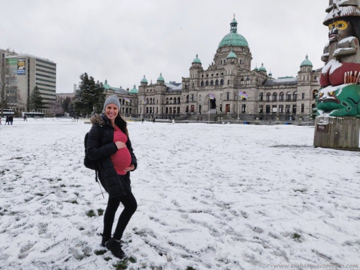 gravidez em BC Canada