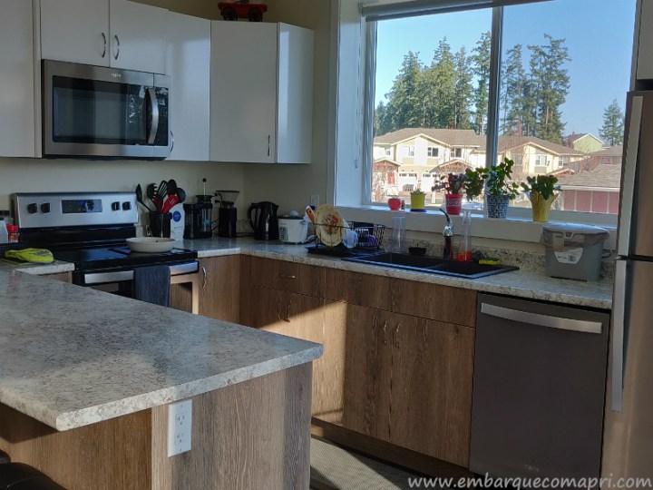 Diferenças entre as casas no Canadá
