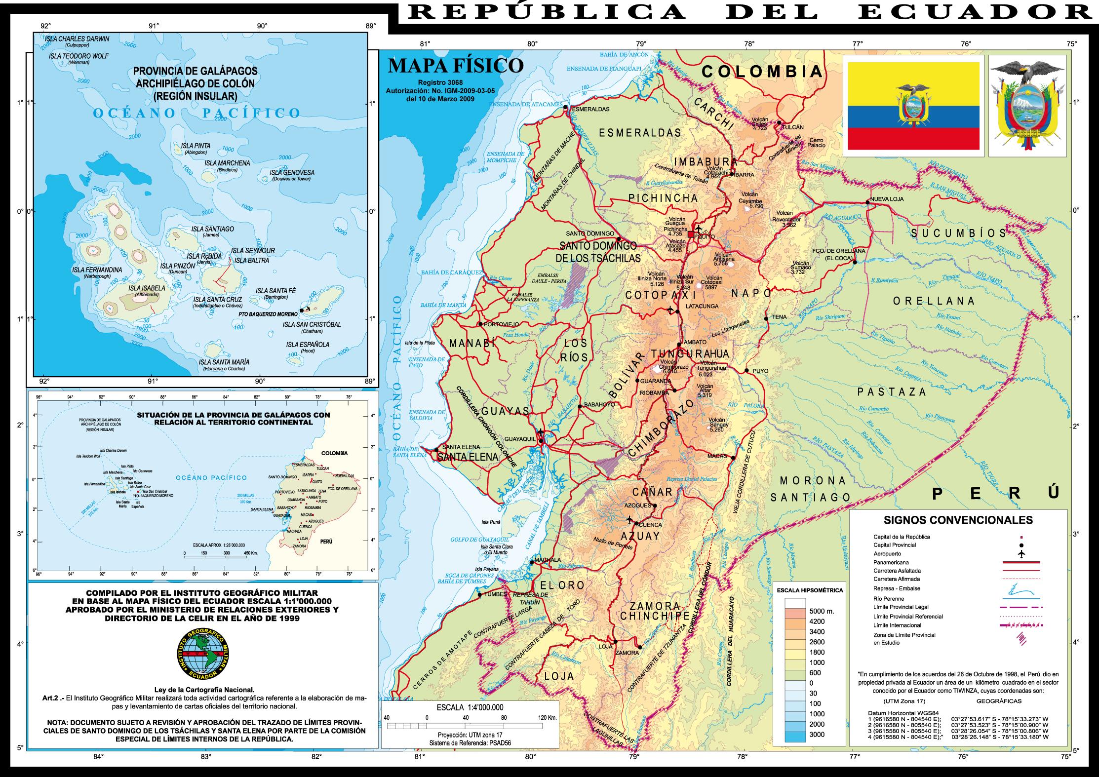 Related Keywords Amp Suggestions For Mapa Ecuador