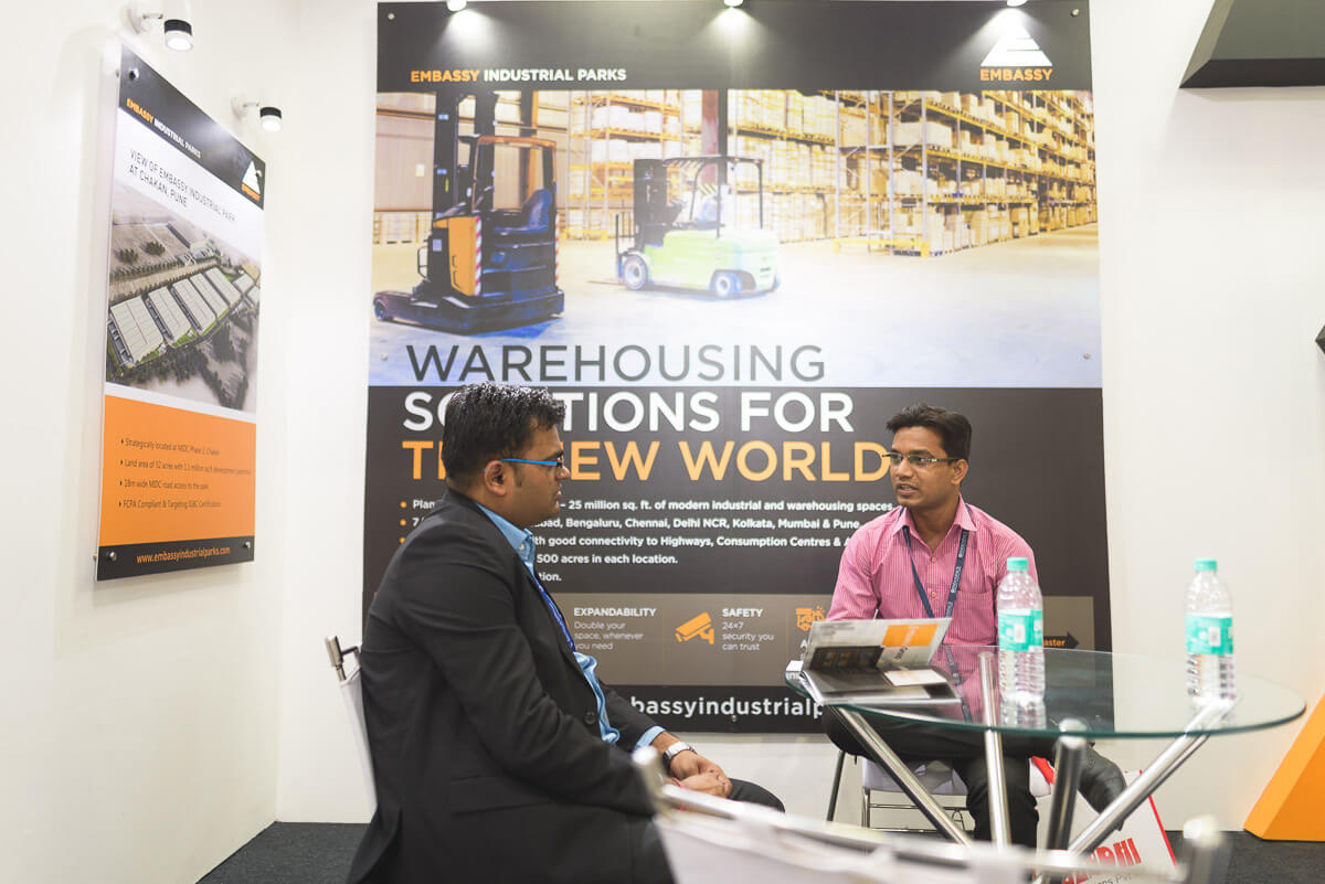 India Warehousing & Logistics Show-23