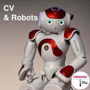 CV sélectionés par des robots