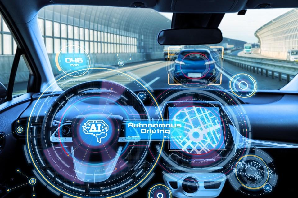 Autonomous vehicle_Renesas_ss