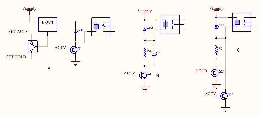 Snubber Diode Across Relay Coil