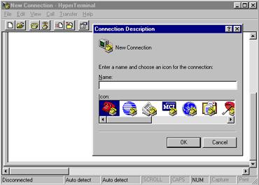windows-hyperterminal