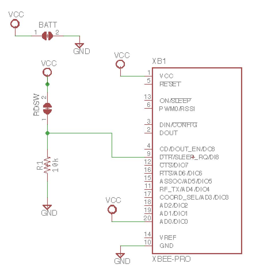 Example Xbee Project Opened Door Alert Via Email Sms Technologic Opening Alarm Circuit Design Work