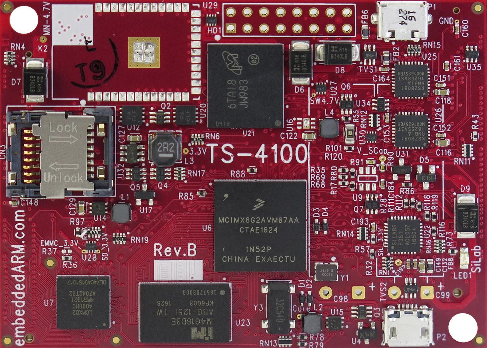 Derek hildreth u2013 technologic systems blog