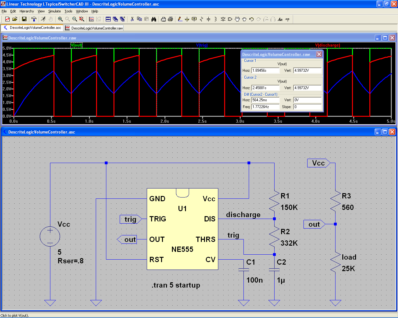 Category Oscillator Circuits Astable