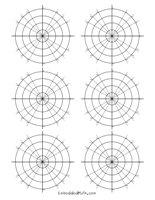 Printable Unit Circle Cake Ideas and Designs