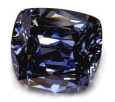 Blue Lili Diamond