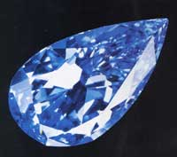 Blue Magic Diamond