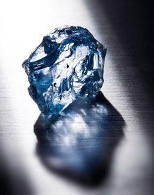 Petra Blue Small