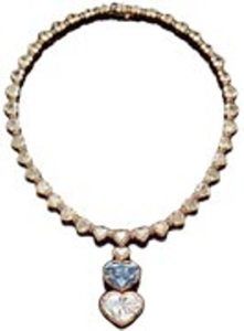 Princess Salima Aga Khan necklace