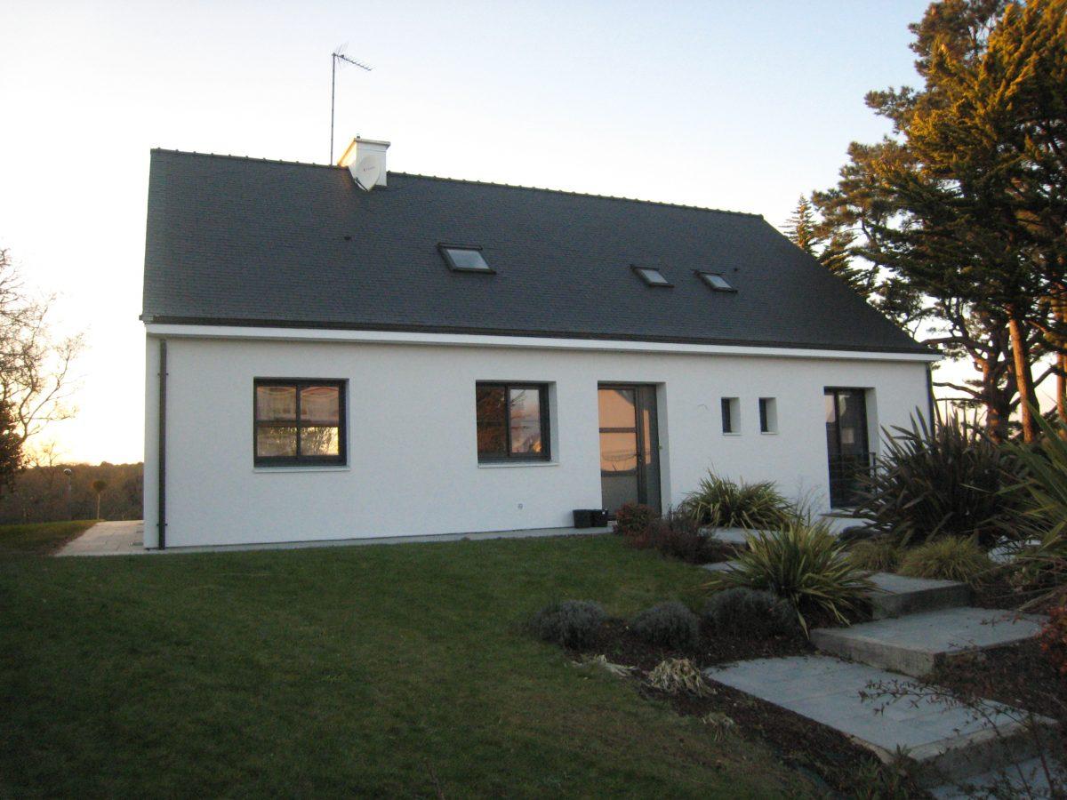 isolation exterieur maison weber