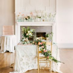 Martha Stewart Chair Covers Dining Table Uk How To: Embellish Your Wedding Chairs | Planner Hilton Head, Savannah, Charleston