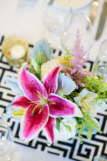 2014 Wedding Trends | Bright Colors