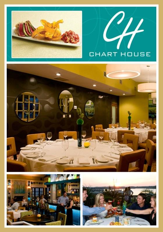 HIlton Head Rehearsal Dinner Locations Chart House Restaurant