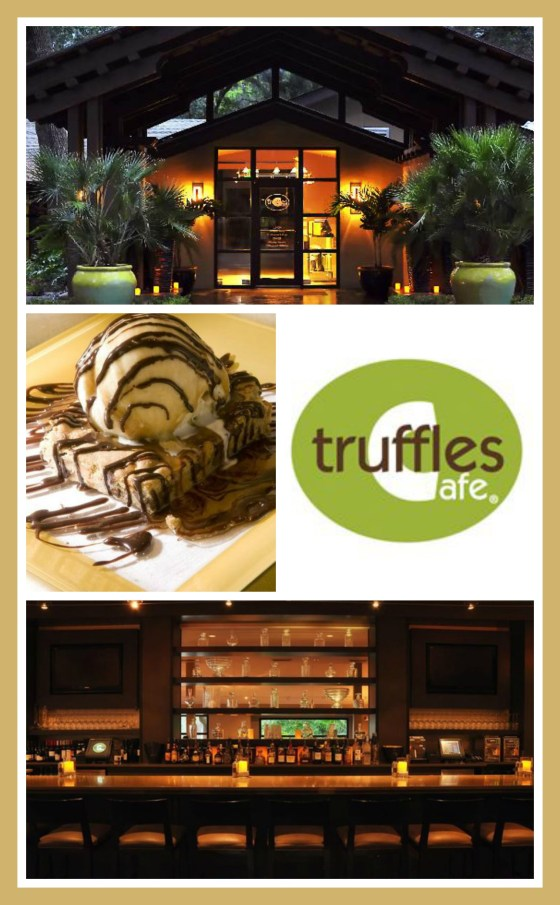 Rehearsal DInner Locations Truffles Cafe HIlton Head