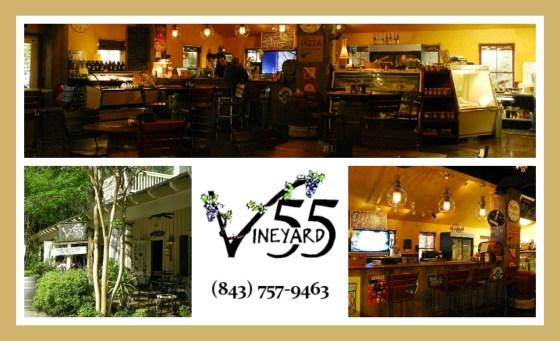 Rehearsal Dinner Locations Vineyard 55 Bluffton